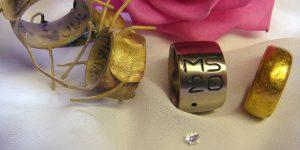 Unikat Eheringe | Individuelle Eheringe | Gold, Weißgold und Feingold | Anina Caracas Düsseldorf